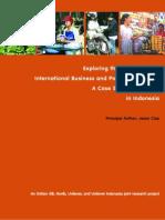 Unilever Indonesia Study