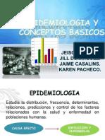 Epidemiologia y Conceptos Basicos Diapo