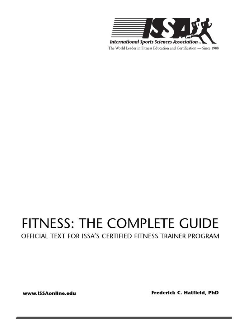 Issa cft chapter one personal trainer physical exercise 1betcityfo Images