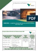 Exploração Mineral de Depósitos de Potássio