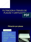 Filtracion Por Placas