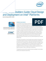 White Paper - Intel Cloud Builders Guide - CLoud Design and Deployment