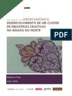 EstudoMacroEconomicoClusterCriativoNorte