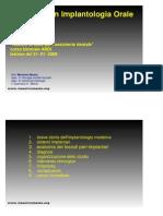 Assistenza in Implantologia 31-01-2009