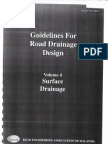 REAM Guidelines for Road Drainage Design - Volume 4