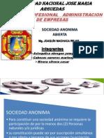 Diapositiva de Mypes Tema Sociedad Abierta