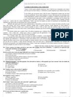 Consul Plan 2006 Prefeitura de Natal Rn Psicologo Prova