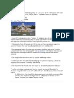 AP European History Versailles Note Sheet