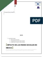 Redes Sociales en México