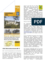 Luxembourg Bikers Map