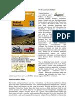 Dolomites 1 Bikers Map