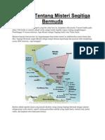 10 Teori Tentang Misteri Segitiga Bermuda