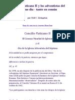 Ecumenismo_Concilio Vaticano II y los adventistas del séptimo día - tanto en común
