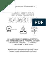 Ecumenismo_Envolvimiento Ecumenico de La CG