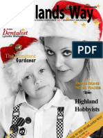 The Highlands Way Online Magazine December Issue