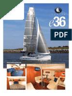 Hunter e36 Brochure