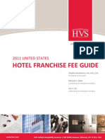 2011 US Hotel Franchise Fee Guide