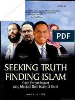 054 Seeking Truth Finding Islam Oleh Anwar Holid com