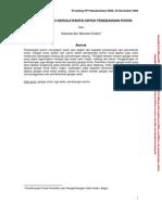 1 - Standardisasi Gergaji Rantai Untuk Penebangan Pohon
