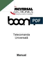 Manual Telecom and A Ro