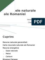 Resursele Naturale Ale Romaniei Show