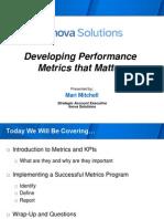 Inova KPI Presentation Oct 2006