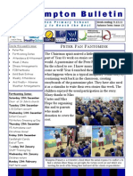 Issue 13 Newsletter
