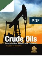 Crude Oil Analysis