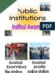 institusi awam