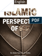 Islamic Perspective of Sex