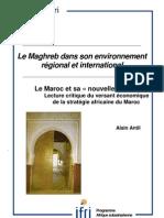 Le Maroc et sa « nouvelle frontière »