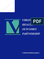 The Virginia Health Outcomes Partnership