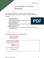 Tutoriel-RO-Pb Chemin Maximale Minimale