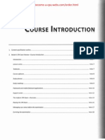 2012 Course Introduction
