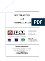 IVCC Key Personnel