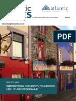 Atlantic Galway 2012 Brochure
