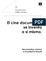 El Documental Se Reinventa