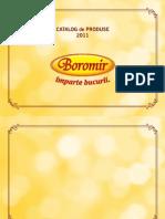 Catalog Boromir 2011