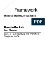 6993484 WF HOL10 Embedding the Workflow Designer