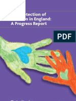 The Protection of Children in England a Progress Report
