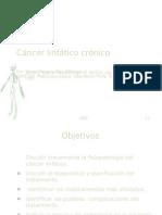 Cáncer linfático crónico