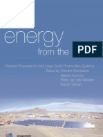 Kurokawa-Energy From the Desert-Practical PV
