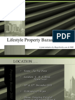 Lifestyle Property Bazaar 2011