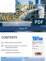 Singapore Property Weekly Issue 29