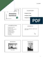 (Aula anomalias dentárias [Modo de Compatibilidade])