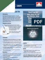 Puretol Data Sheet