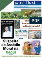 JORNAL FOLHA DE UNAÍ - DEZEMBRO DE 2011