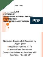Global Marketing Socialism 2
