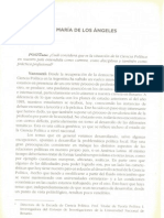 Entrevista a María de los Ángeles Yannuzzi