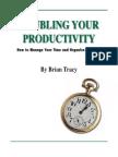 Tracy Productivity Guide-Brian Tracy